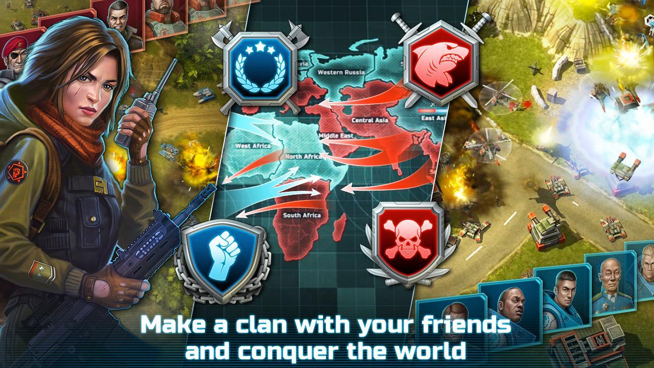 تحميل  Art of War 2.9.6 مهكرة (برابط مباشر) للأندرويد