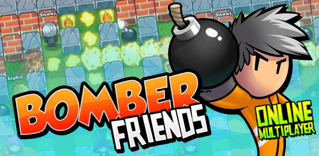 تحميل Bomber Friends 3.93 مهكرة للأندرويد