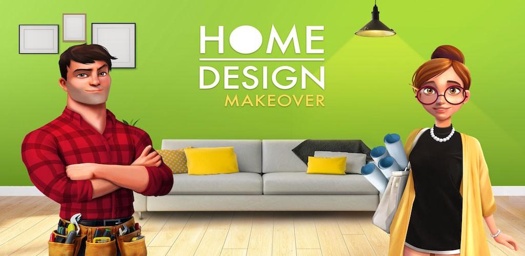 تحميل Home Design Makeover APK مهكرة {Updated} للاندرويد