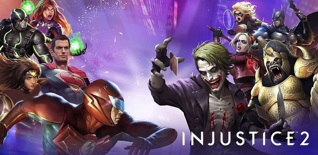تحميل Injustice 2 3.4.1 Apk انجستس مهكرة للأندرويد