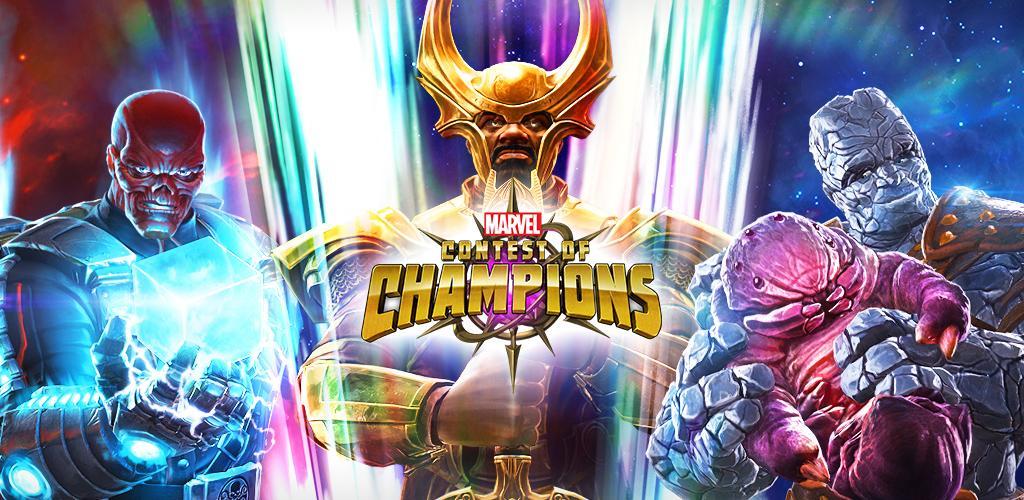 تحميل MARVEL Contest of Champions 25.2.0 APK  للأندرويد