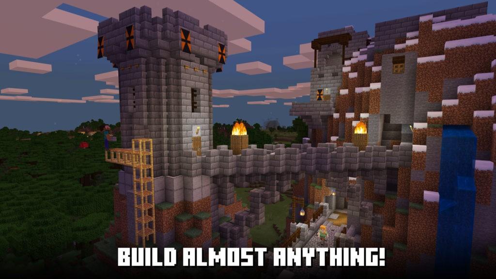 تحميل Minecraft 1.16.100.58  – ماين كرافت للأندرويد