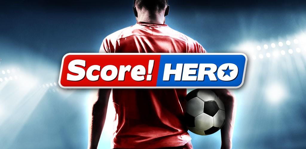 تحميل Score! Hero 2.75 مهكرة لـ اندرويد