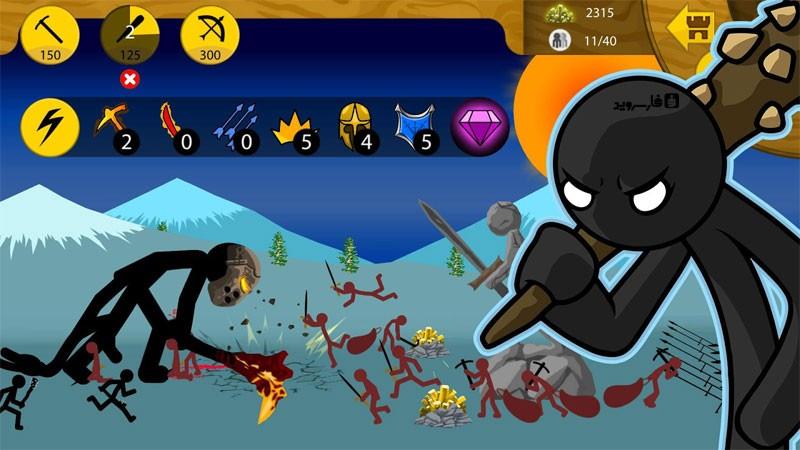تحميل Stick War: Legacy مهكرة – (برابط مباشر, APK ) للأندرويد