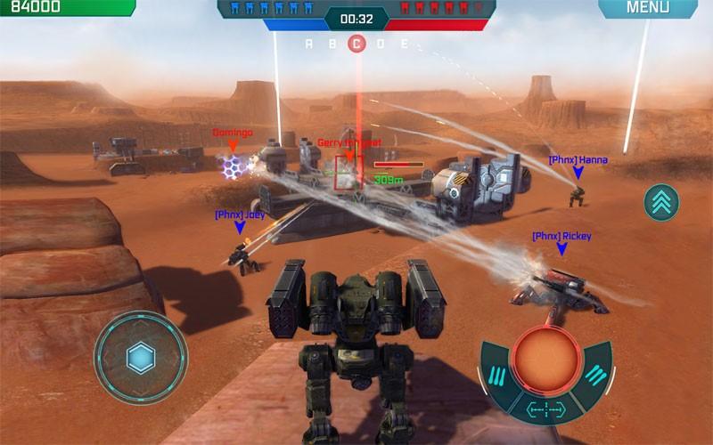 تحميل War Robots 5.7.0 APK [اخر اصدار , مهكرة] للاندرويد