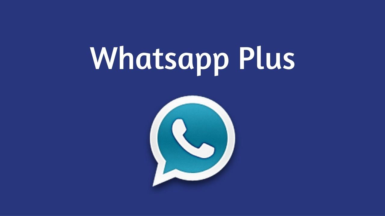 تحميل +Whatsapp – واتس اب بلس 2020 (اخفاء الظهور) اخر اصدار الازرق