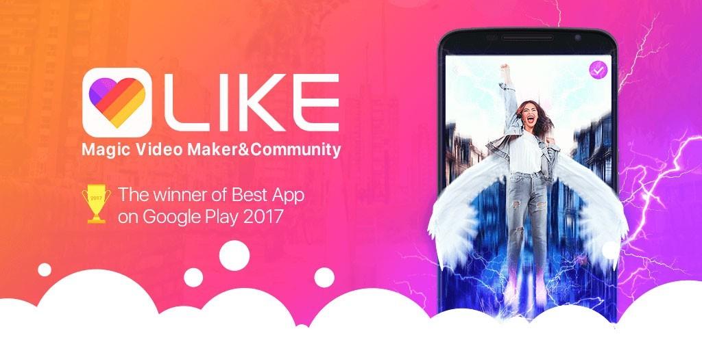تحميل Likee – Formerly LIKE Video – (برابط مباشر, APK ) للأندرويد