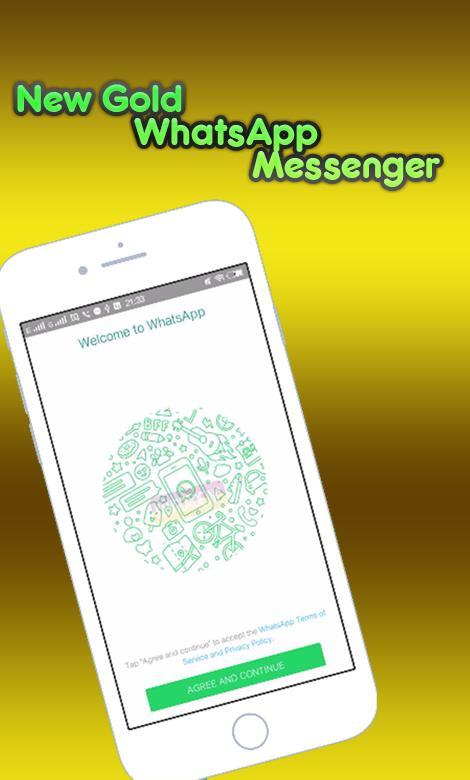 تحميل WhatsApp Gold احدث واتساب الذهبي [2021]