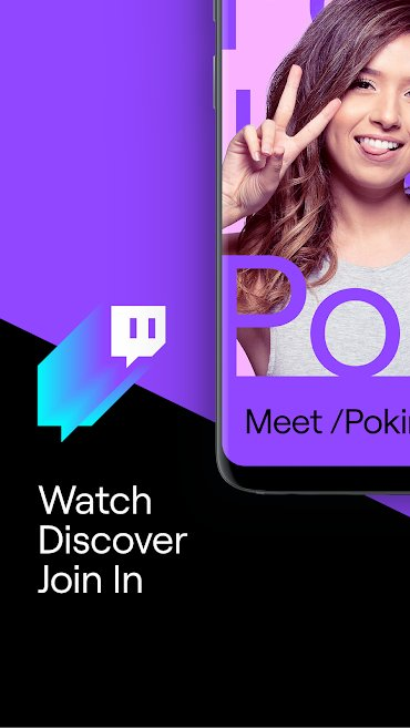 تحميل Twitch: Livestream 8.5.0 – (برابط مباشر, APK ) للأندرويد