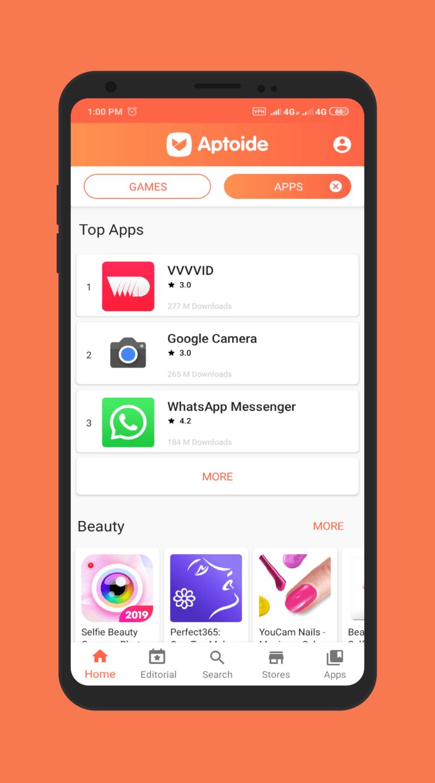 Aptoide 9.10.0.0 – تحميل متجر برنامج ابتويد