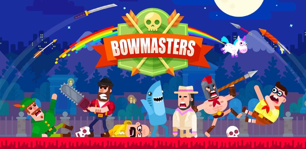 تنزيل Bowmasters 2.12.7 [مهكرة] لـ أندرويد