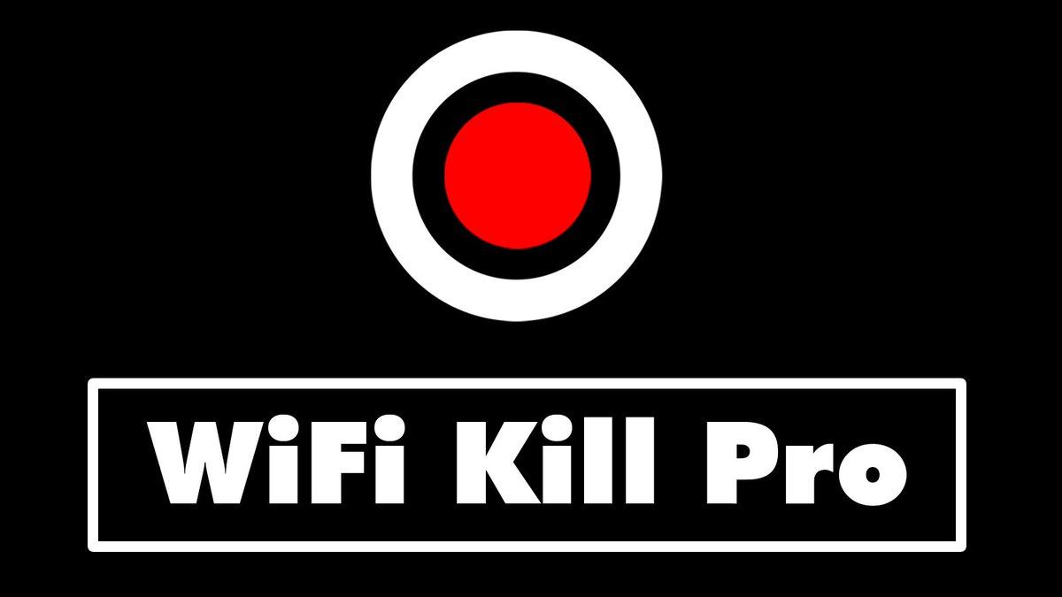 تحميل Wifi Kill Pro لقطع النت عن المتصلين بالشبكة