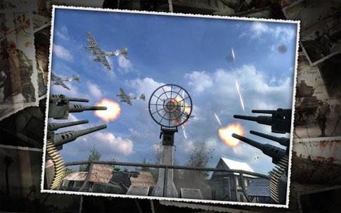تحميل Frontline Commando D day 3.0.4 مهكرة للاندرويد