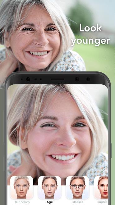 تحميل FaceApp Pro مهكر لـ اندرويد