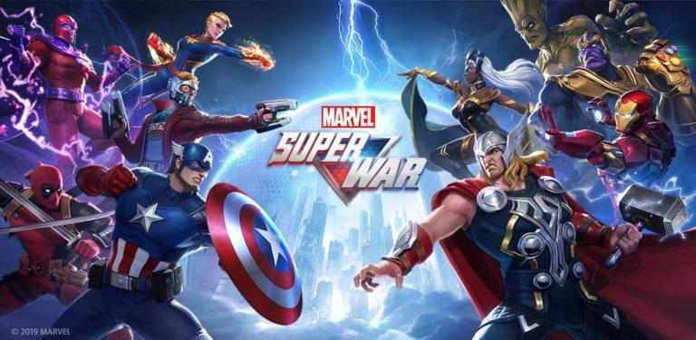 Marvel Super War تحميل اخر اصدار (مهكرة+APK) للأندرويد