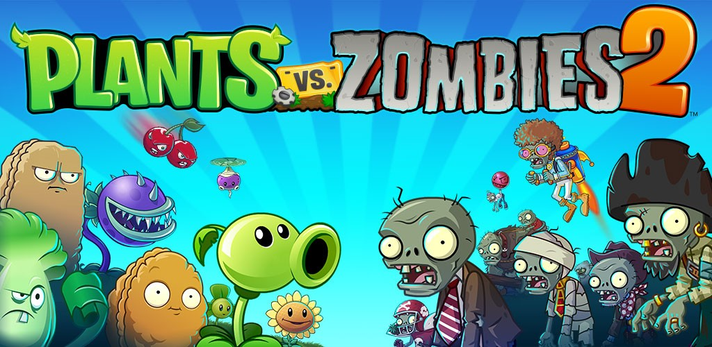 تحميل Plants vs. Zombies 2 7.8.1 مهكرة لـ Android برابط مباشر