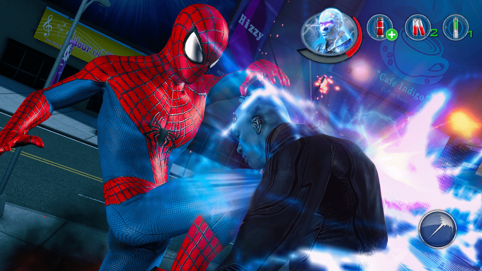 تحميل The Amazing Spider-Man 2 اخر اصدار [مهكرة + APK] للاندرويد
