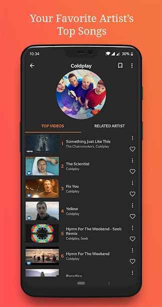 تنزيل – تطبيق SpotyTube 2.12 لـ أندرويد
