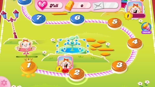 تحميل Candy Crush Saga اخر اصدار [مهكرة + APK] للاندرويد