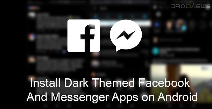 تحميل Facebook black أخر تحديث [2020] للأندرويد