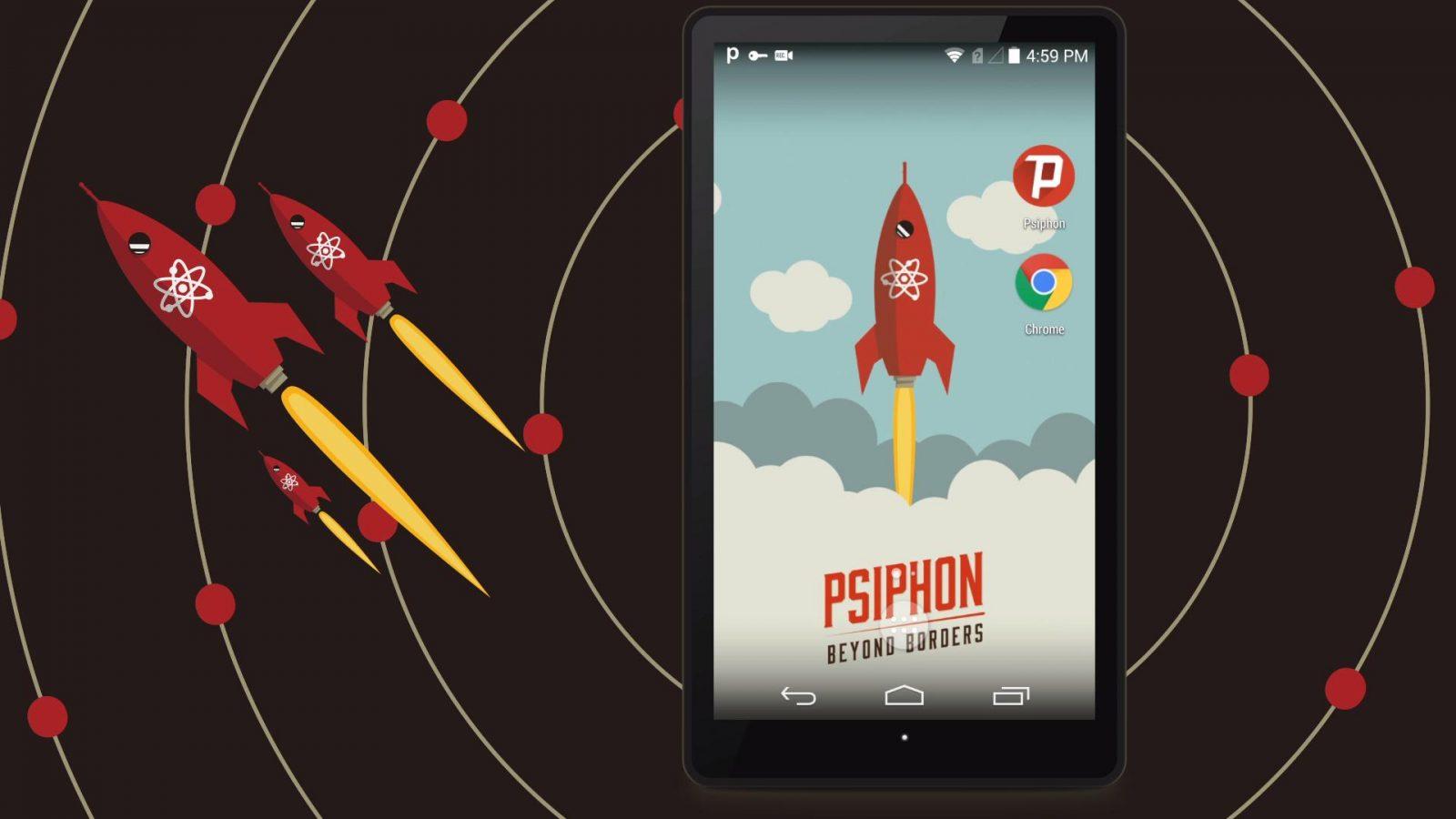 تحميل Psiphon – سايفون برو  [مهكر+APK] لـ اندرويد