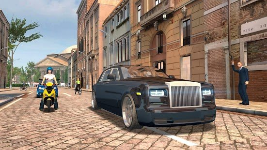 تحميل Taxi Sim 2020 – [مهكرة + APK] لـ اندرويد
