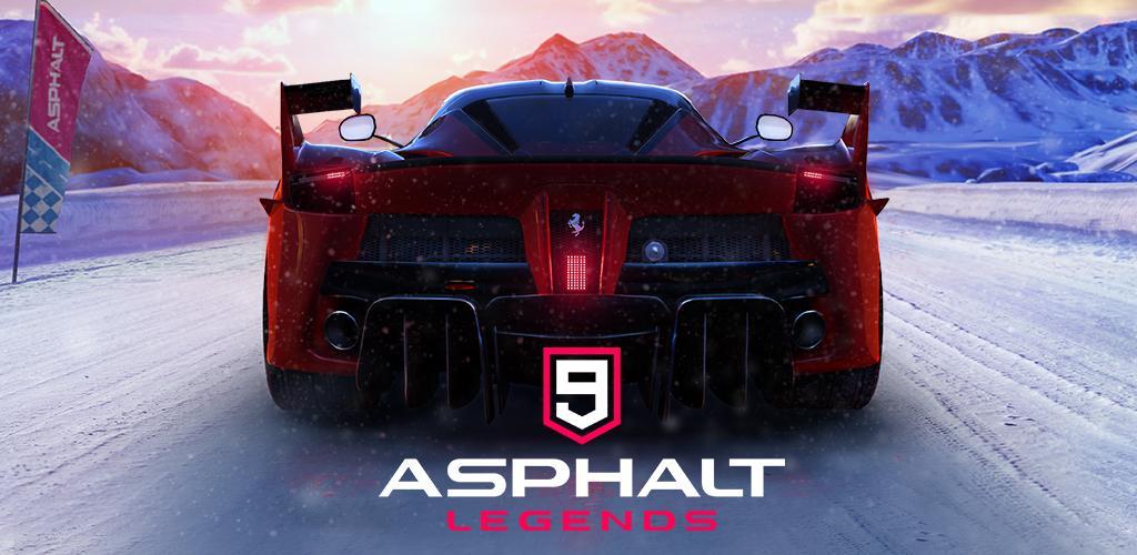 تحميل Asphalt 9: Legends – 2.0.5a مهكرة للاندرويد