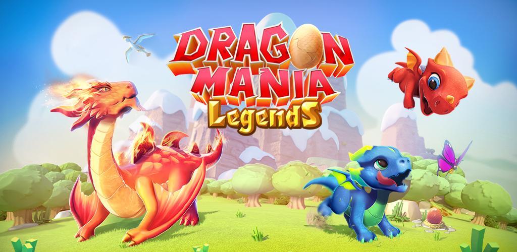 تحميل Dragon Mania Legends لـ اندرويد [مهكرة]