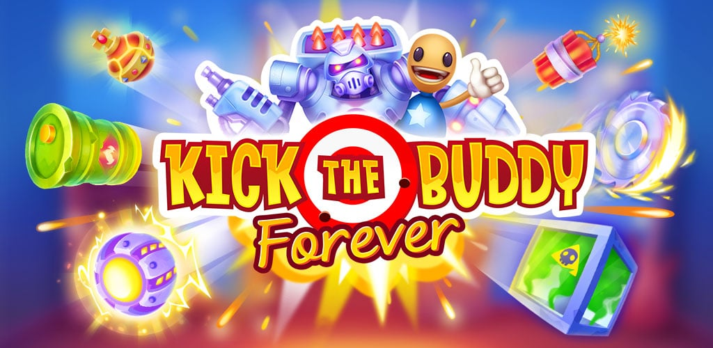 تحميل Kick the Buddy: Forever [مهكرة APK] للاندرويد