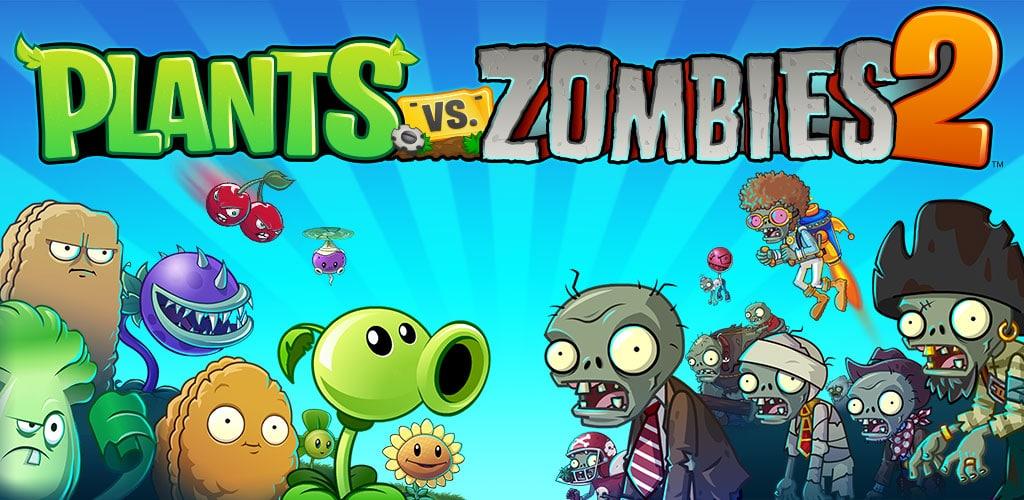 تحميل لعبة Plants vs. Zombies 2 7.4.1 مهكرة للاندرويد