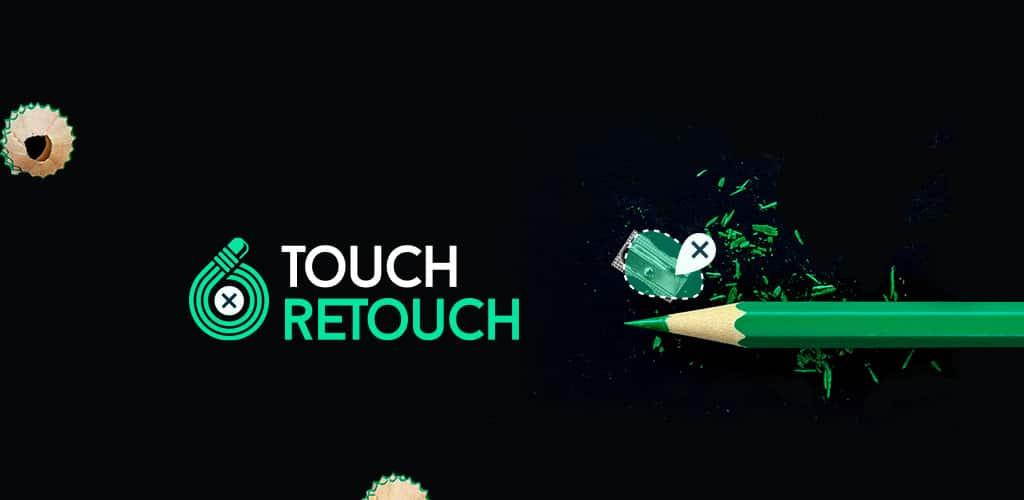 تحميل TouchRetouch Mod [مهكر + APK] للاندرويد