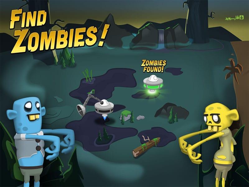 تنزيل Zombie CatChers لـ Android احدث نسخة مهكرة
