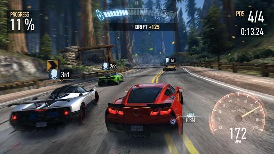 تحميل Need for Speed Most Wanted APK + Mod 1.3.128 للاندرويد