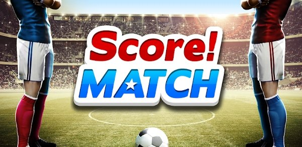 تحميل لعبة Score! Match مهكرة للاندرويد