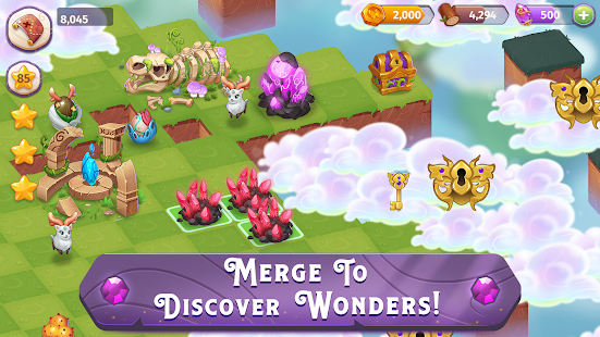 تحميل Merge Magic آخر إصدار [مهكرة] لـ Android