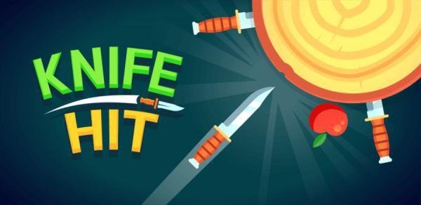 تحميل لعبة Knife Hit 1.8.6 مهكرة مجانا للاندرويد
