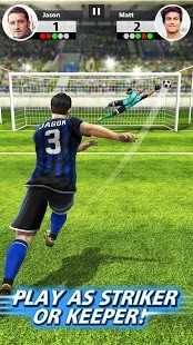 تحميل لعبة Football Strike 1.25.1 مهكرة للاندرويد