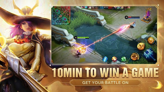 تحميل لعبة Mobile Legends: Bang bang مهكرة للاندرويد