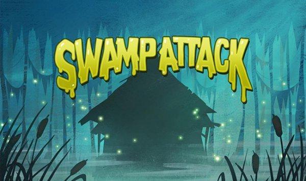 تحميل Swamp Attack 3.0.1 (اموال لانهاية MOD) للاندرويد