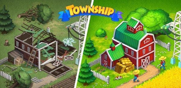 تنزيل Township – القرية مهكرة لـ اندرويد