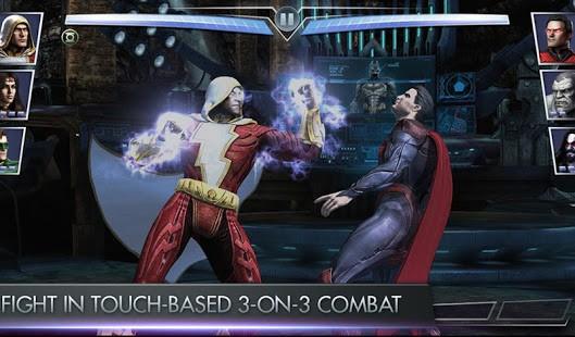تحميل Injustice: Gods Among Us 3.2 مهكرة للاندرويد