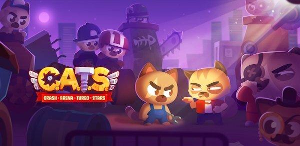 تحميل CATS: Crash Arena Turbo Stars 2.25 للاندرويد + مهكرة