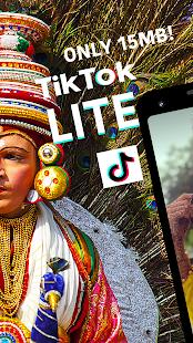 تحميل  TikTok Lite لـ Android برابط مباشر