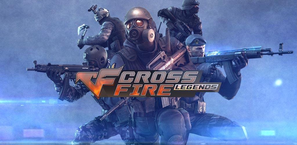 تحميل Crossfire كروس فاير مهكرة للأندرويد