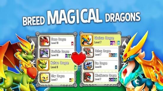 تحميل Dragon City 10.0.2 [مهكرة APK] للاندرويد