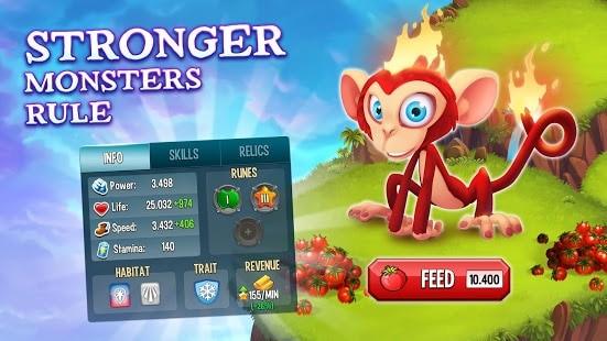 تحميل Monster Legends 9.4.3 مهكرة أحدث إصدار