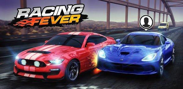 تحميل Racing Fever مهكرة [اخر اصدار + APK] للاندرويد