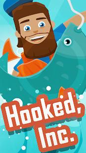 تحميل Hooked Inc: Fisher Tycoon للاندرويد + مهكرة
