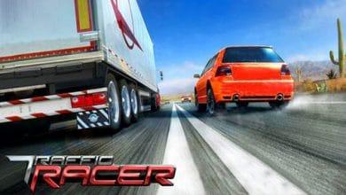تنزيل Traffic Racer مهكرة [اخر اصدار] للاندرويد