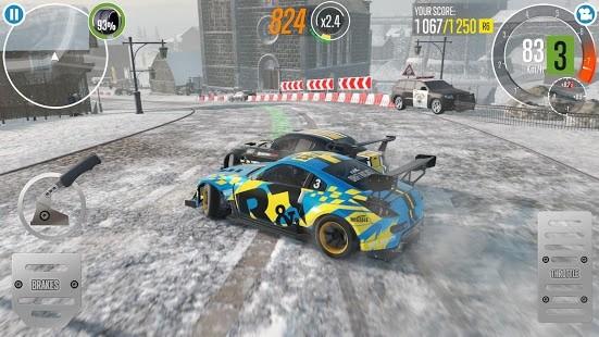 تحميل CarX Drift Racing 2 مهكرة لـ اندرويد